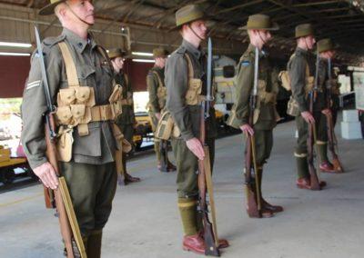 9th Battalion AIF Living History Unit