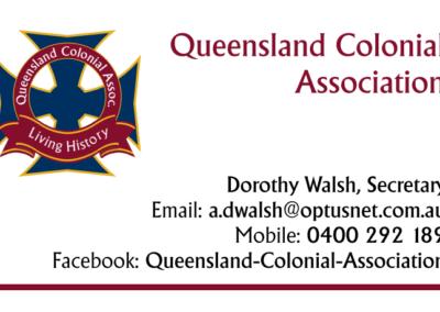 Queensland Colonial Association