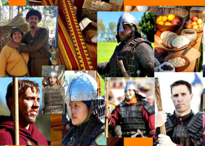 Byzantine Living History